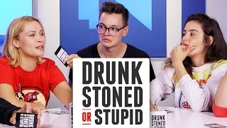 Drunk Stoned or Stupid: The Seconed One - SourceFed Plays