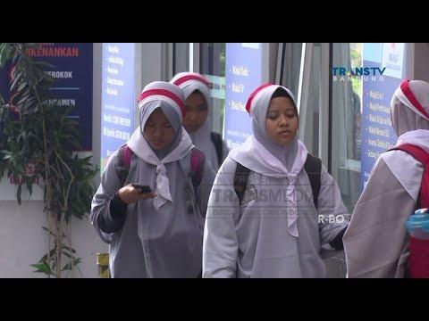 BORONG SEMUA KUE PANCONG DI DEPAN MASJID DAARUT TAUHIID BANDUNG |  SEDEKAH SUBUH.