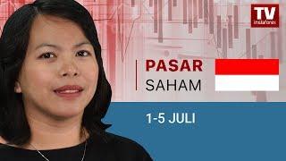 InstaForex tv news: Pasar Saham: Update mingguan (1 - 5 Juli)