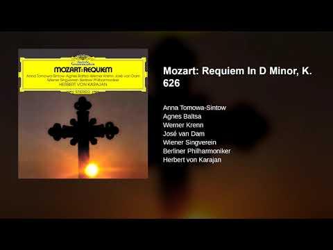 Herbert von Karajan - Mozart: Requiem [Full SACD Album]