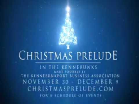 Kennebunkport's Christmas Prelude