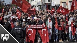 Erdogan in Köln: Polizei sperrt Straßen rund um Moschee in Ehrenfeld ab