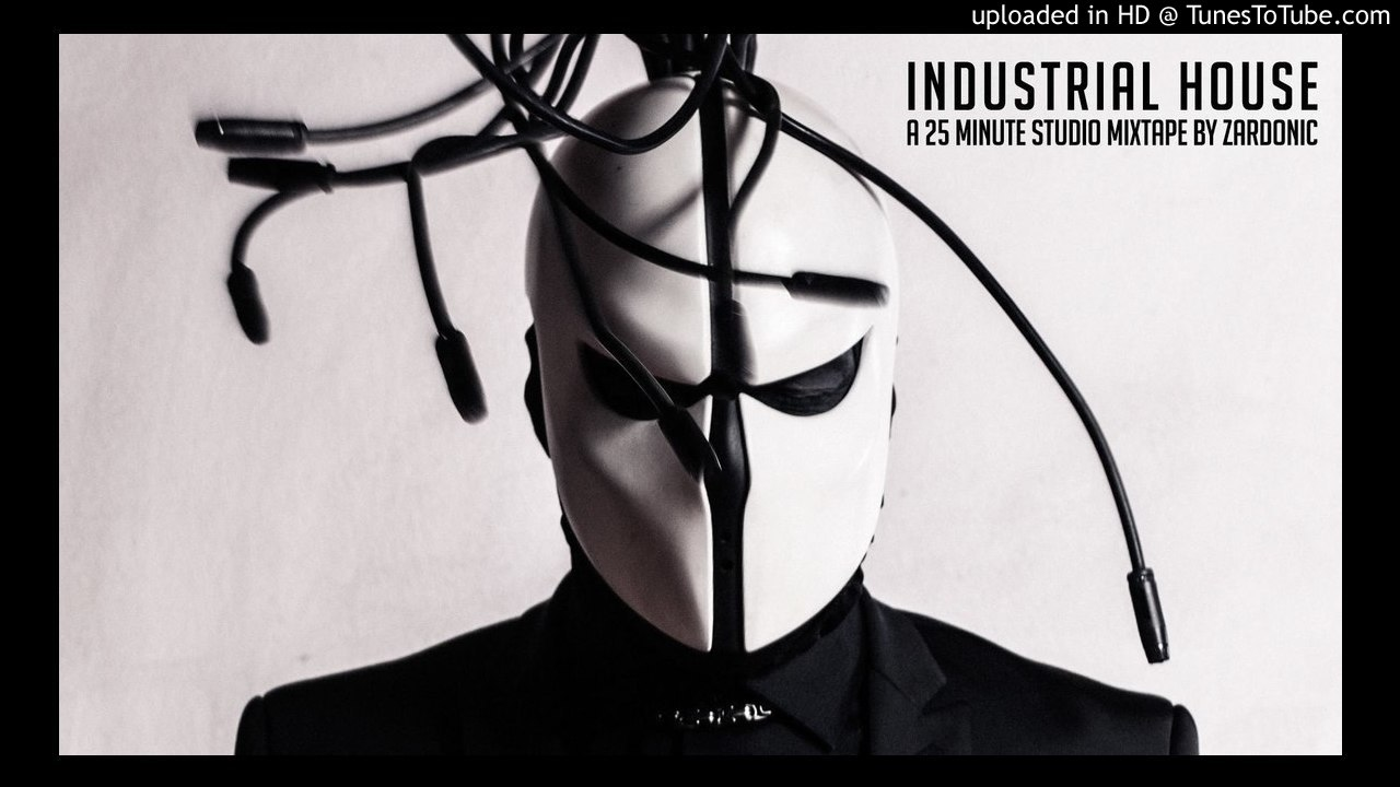 zardonic industrial house 2015 studio mix