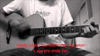 Sua voz, meu Violão. Fluxo Perfeito