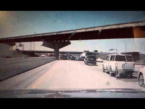 Nashville MVA 7 Vehicle Accident I-65 South Nashville, Tennessee