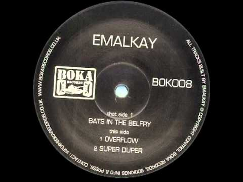 Emalkay - Bats in the Belfry.