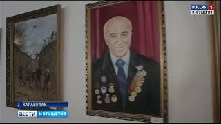 Тематическая выставка к 74- й годовщине Великой Победы