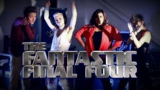 The Fantastic Final Four - The Voice UK Final - BBC One