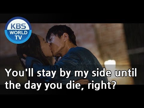 You'll Stay By My Side Until The Day You Die, Right? [Angel's Last Mission: Love / ENG]