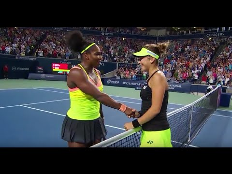 Rogers Cup - Toronto - Women's semifinal highlights