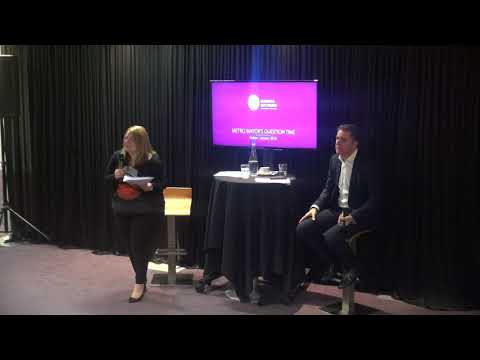 Metro Mayor's Question Time, January 2018
