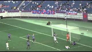 '10 高円宮杯決勝 vs FC東京戦ダイジェスト