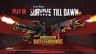 PUBG Mobile 🔴 Live Stream | ZOMBIE MODE | Paytm on screen