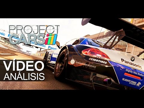 Project Cars, Vídeo Análisis