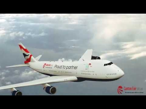 Canton Fair UK Limited : Partner campaign, fly with us to the Canton Fair