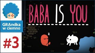 Baba Is You PL #3 | Kom Is Stupid, Ban Is You