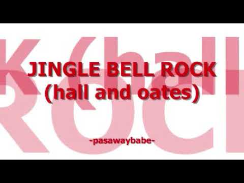 HALL AND OATES - JINGLE BELL ROCK