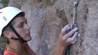 Explora Almeria Cap 9 Escalada en Roca en el Barranco de Cacin