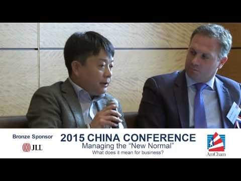 China Conference 2015 - Innovative Business Models in the Fast-changing Chinese Markets