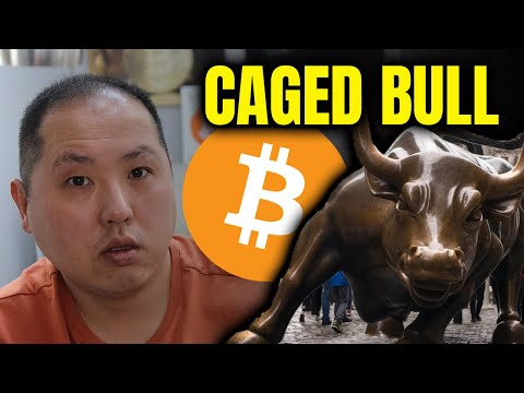 BITCOIN IS A CAGED BULL WAITING TO ESCAPE!!!