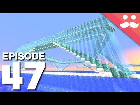 Hermitcraft 5: Episode 47 - MEGA BUILDS!