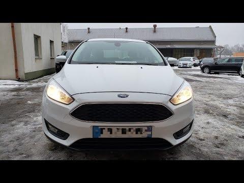 Дешёвый Ford Focus 1.5 Tdci 2015 в хорошем состояние!