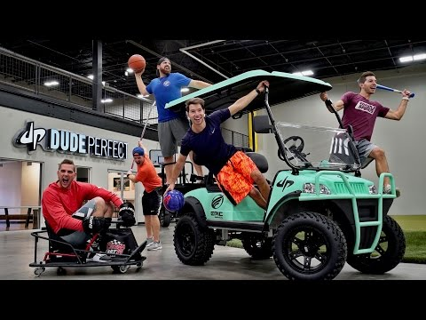 Thumbnail: DPHQ2 Tour | Dude Perfect