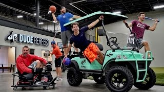 Download DPHQ2 Trick Shots | Dude Perfect Mp3 and Videos