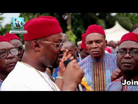 Bishop Ozubulu speaks