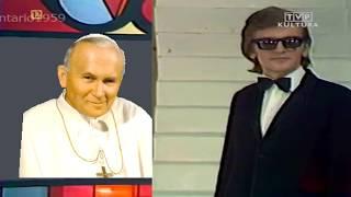 Zbigniew Wodecki obraża papieża