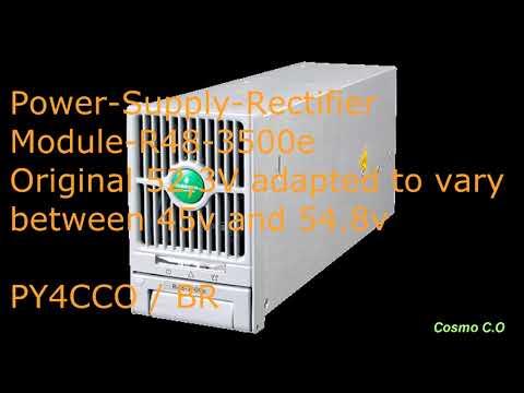 Power Supply R48-3500e NETSURE