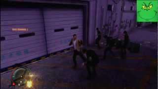 Sleeping Dogs Free Roam & Combat Gameplay