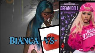 Bianca VS Dream Doll Girl fight 👊👊👊👊