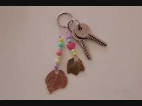 הכנת מחזיק מפתחות