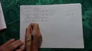 Lineárne rovnice