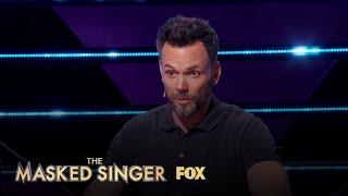 Joel Throws Shade At Ken | Season 3 Ep. 8 | THE MASKED SINGER