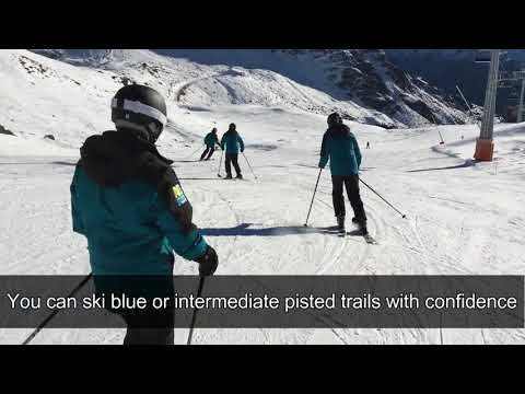 EA Ski instructor courses - How good do you need to be