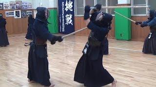 IBB セーフティガード検証 - 古川和男剣道範士八段の突きで安全性を実験