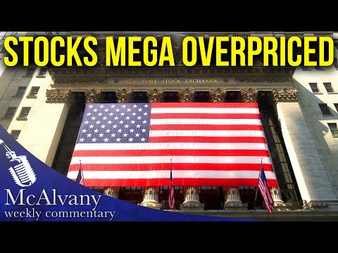 Stocks Mega Overpriced: Dead Canary Indicator Screams Vacate The Area!