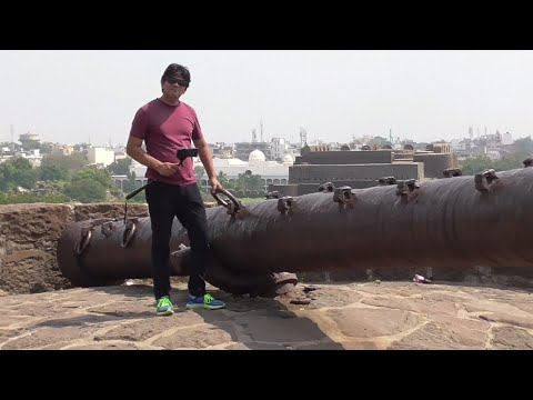 A short trip to Gulbarga Fort !!! Places to visit...