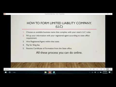 LLC (Limited Liability Company)