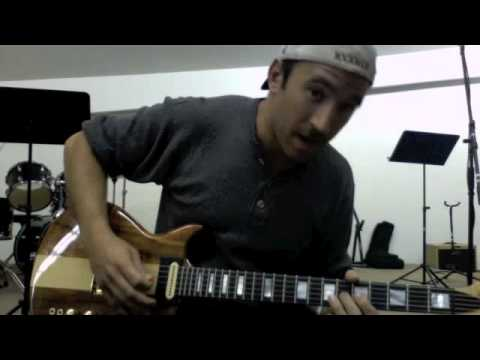 Not To Us Lead Guitar Lesson