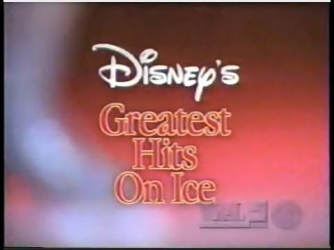 Disney's Greatest Hits on Ice 1994