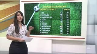 Confira a tabela da Série C - Grupo A - ATALAIA ESPORTE