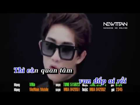 Bên anh em không có tương lai   HKT Karaoke Full Beat Phối