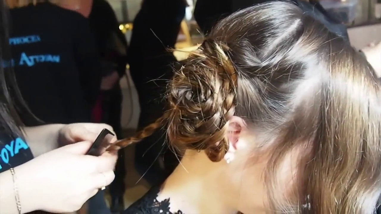 Ecole de coiffure LPP PHOCEA RENE ATTOYAN - Mademoiselle violette ...