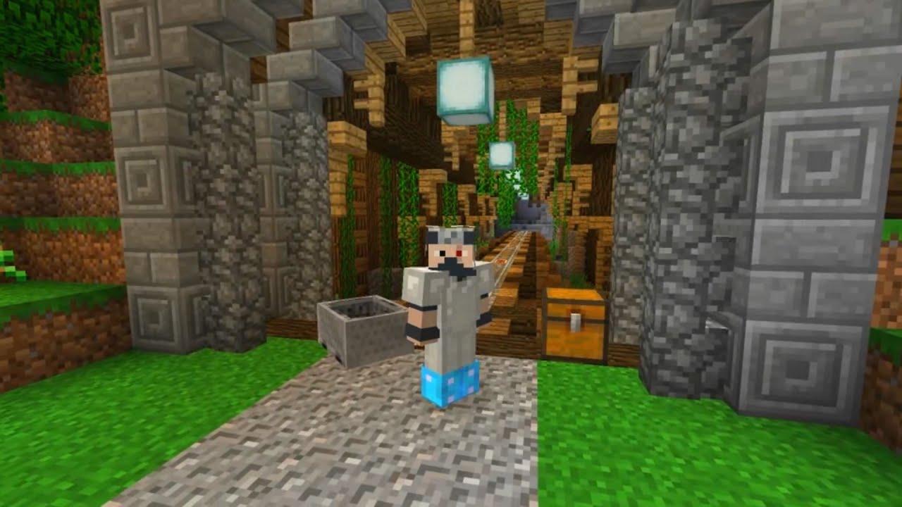 Minecraft Hermitcraft 8 Blast Furnace Youtube