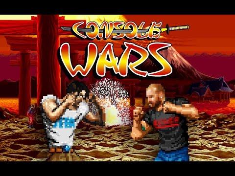 Console Wars - Samurai Shodown - Super Nintendo vs Sega Genesis