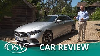 Mercedes CLS 2018 In-Depth Review   OSV Car Reviews