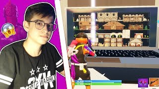 SNIPER VS RUNNERS ME 1 BOT ΣΤΟ FORTNITE ! (Minigame)